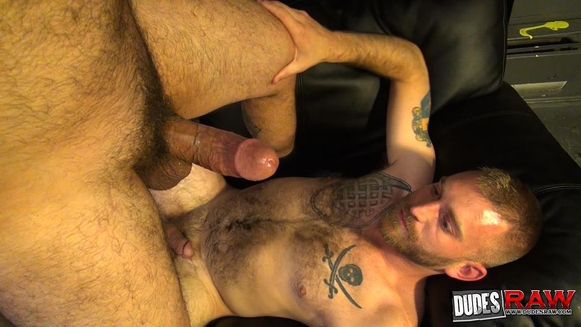 Dudes-Raw-Kodah-Filmore-and-James-Roscoe-Barebacking-A-Hairy-Ass-Piggy-Sex-Amateur-Gay-Porn-21 Pure Pigs:  Kodah Filmore Breeding James Roscoe