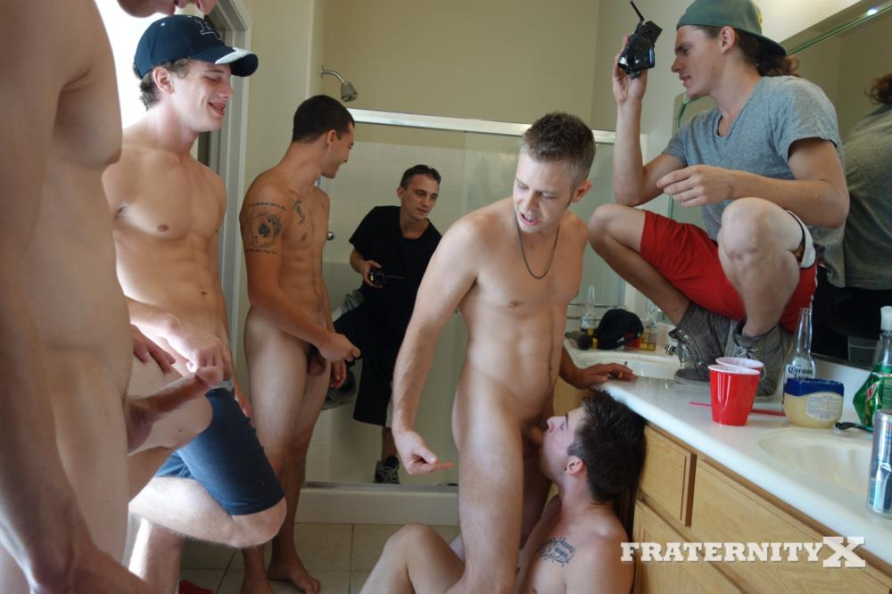 Amateur Frat Porn - Click here to download this full length fraternity bareback gang bang and  hundreds more amateur gay porn videos at Fraternity X.