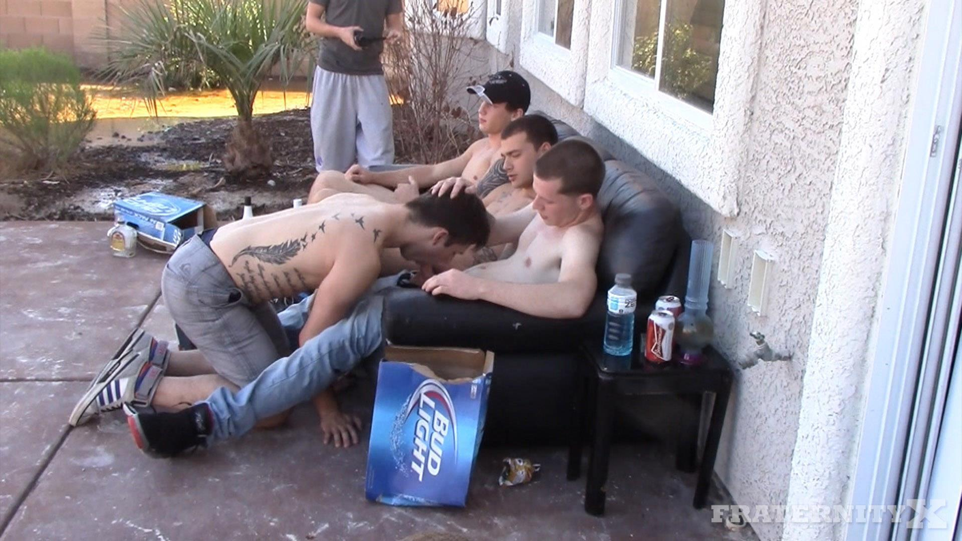 Outside Gay Porn 2