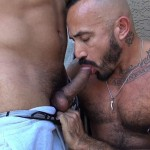 Dudes-Raw-Alessio-Romero-and-Mario-Cruz-Bareback-Muscle-Daddy-Latino-Amateur-Gay-Porn-05-150x150 Muscle Daddy Alessio Romero Gets Bred By Mario Cruz