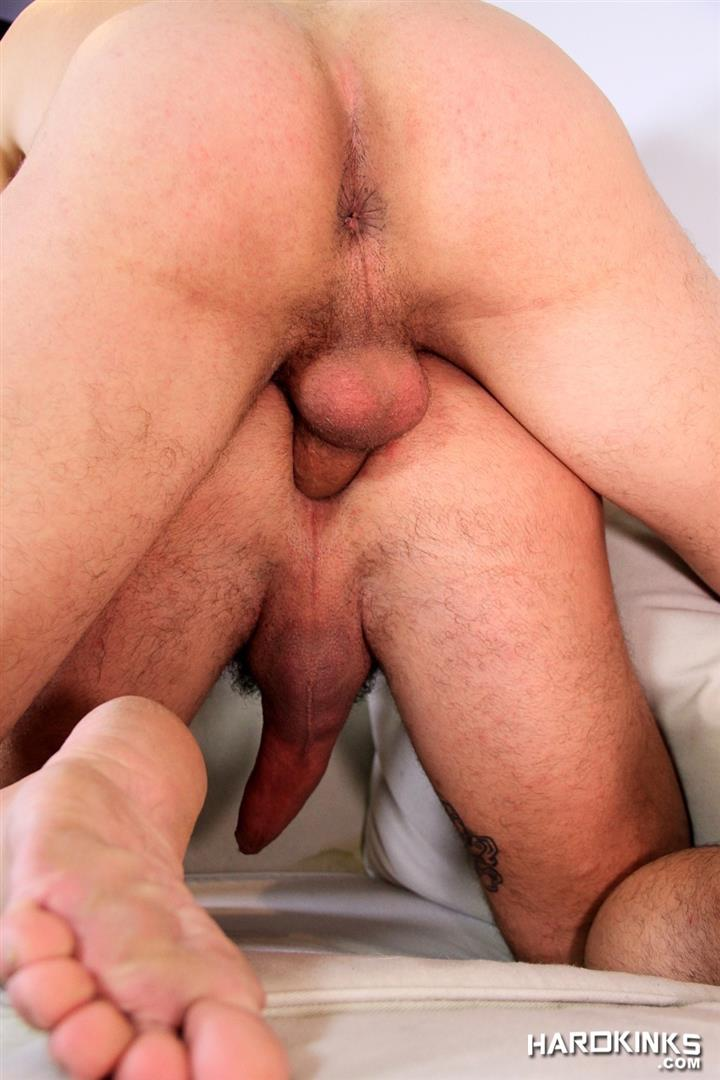 Hard-Kinks-Mario-Domenech-and-Koldo-G-Bareback-Big-Uncut-Cocks-Amateur-Gay-Porn-24 Watching The Soccer Game With A Bud Leads To Bareback Fun