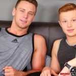 Broke-Straight-Boys-Brandon-Evans-and-Zach-Covington-Bareback-Fucking-Redhead-Amateur-Gay-Porn-01-150x150 Straight Redhead Takes A Raw Cock Up His Ass For Cash