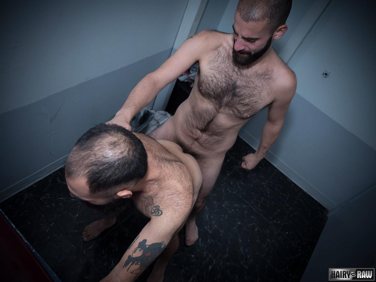 Hairy-and-Raw-Aries-Steele-and-Andrex-Xandrex-Bareback-Fucking-at-Adult-Bookstore-26 Hairy Otters Fucking Bareback In A Booth At An Adult Bookstore