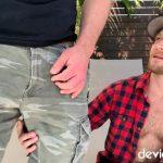 Deviant-Otter-Jake-Naked-Hairy-Guys-Amateur-Bareback-Sex-02-150x150 Outdoor Bareback Flip Fucking With The Deviant Otter