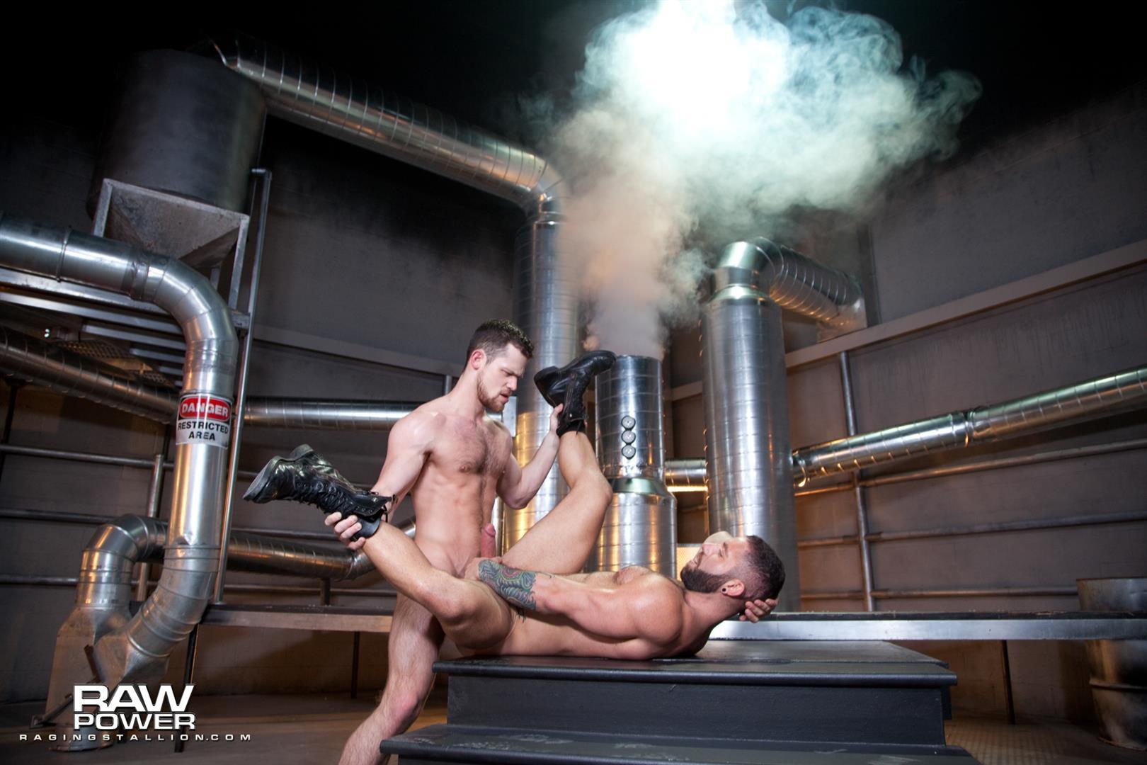 Raging-Stallion-Eddy-Ceetee-and-Kurtis-Wolfe-Big-Dick-Muscle-Hunks-Bareback-Sex-Video-15 ALERT: Raging Stallion Goes Bareback For The First Time With Eddy Ceetee and Kurtis Wolfe
