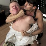 Young-Bastards-Oscar-Wood-and-Abraham-Montenegro-Big-Uncut-Cock-Bareback-Domination-16-150x150 Getting A Bareback Pounding In A Straight Jacked By Two Big Uncut Dicks