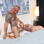 Men-Over-30-Jon-Galt-and-Sean-Harding-Muscle-Daddy-Barebacking-Muscle-Cub-05-150x150 Muscle Daddy Jon Galt And Muscle Cub Sean Harding Bareback Flipping