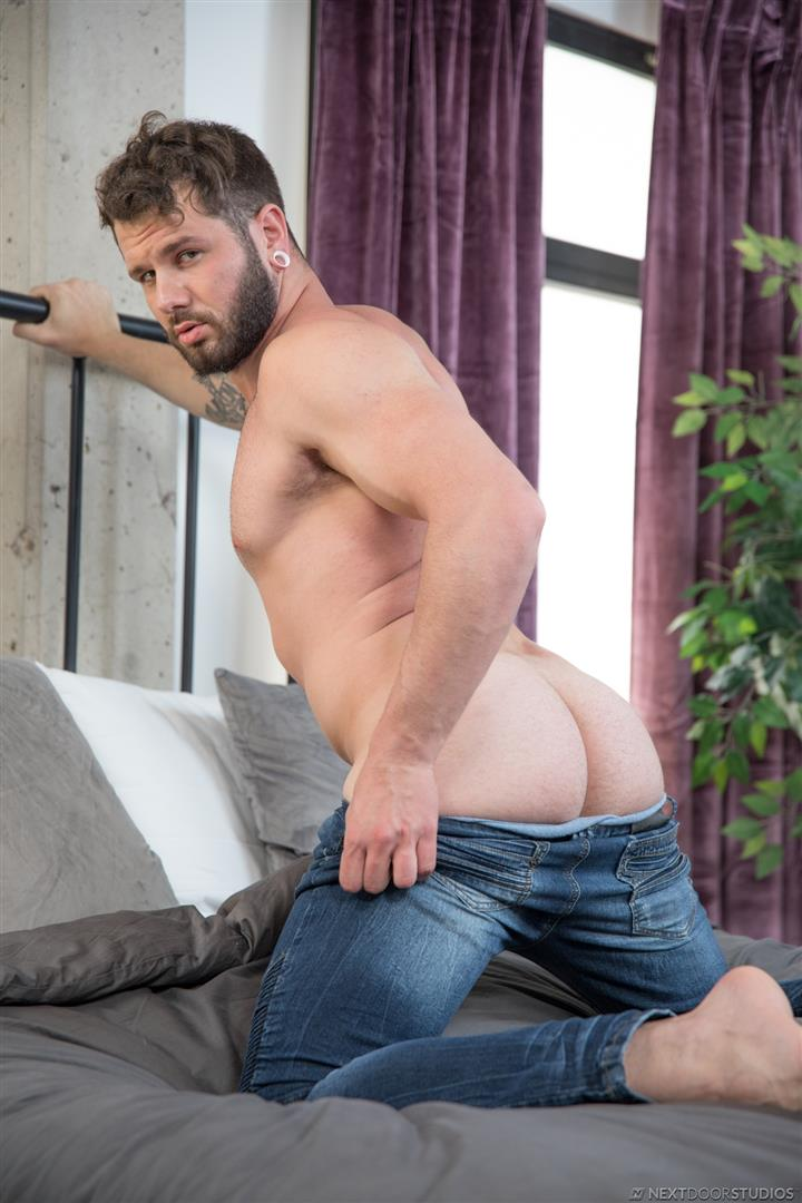 Next-Door-Studios-Johnny-Hill-and-Dante-Colle-Big-Dick-Hipsters-Bareback-Flip-Fucking-03 Bareback Flip Fucking With Big Dick Hipster Johnny Hill and Dante Colle
